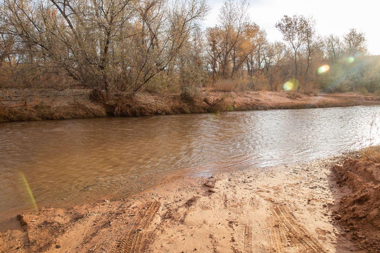 Fremont River Ford