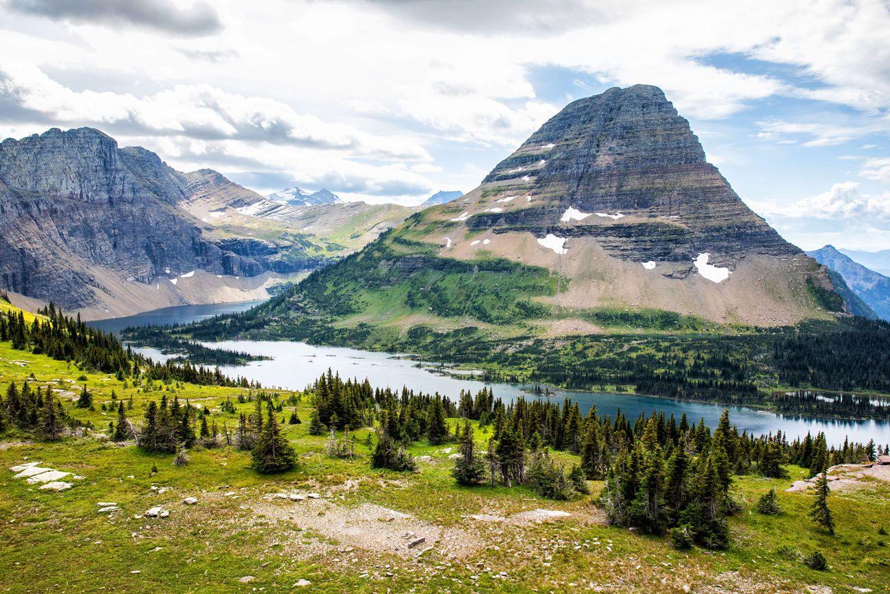 Hidden Lake Glacier