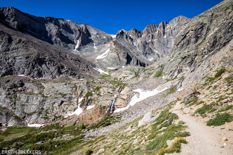 Hike to Chasm Lake