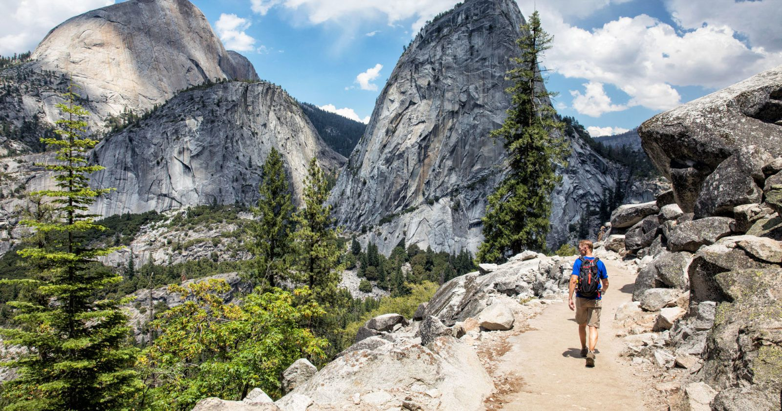 Hiking Gear Guide Yosemite