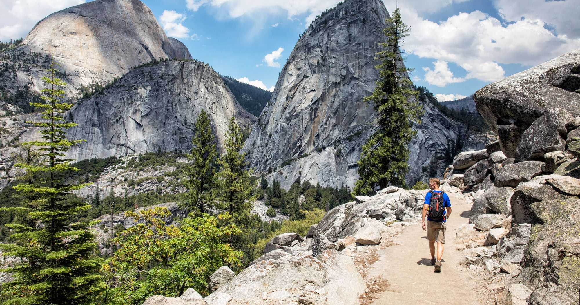 Hiking Gear Guide Yosemite