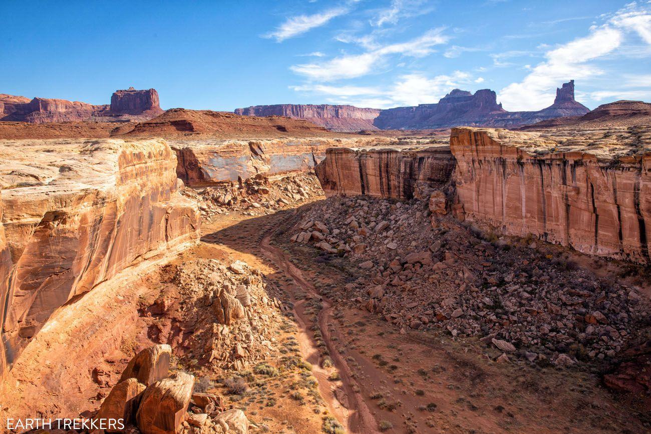Holeman Canyon Viewpoint