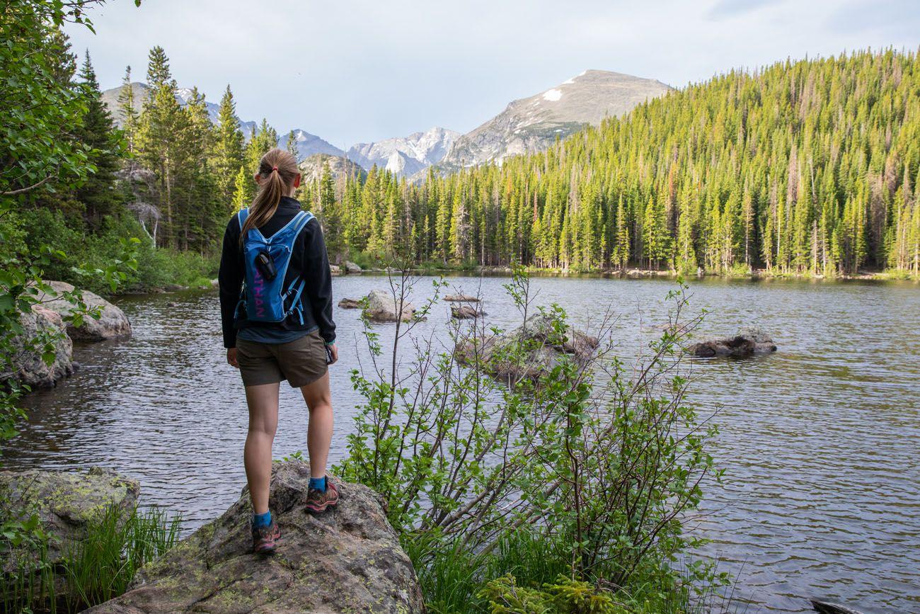 Kara Bear Lake Colorado