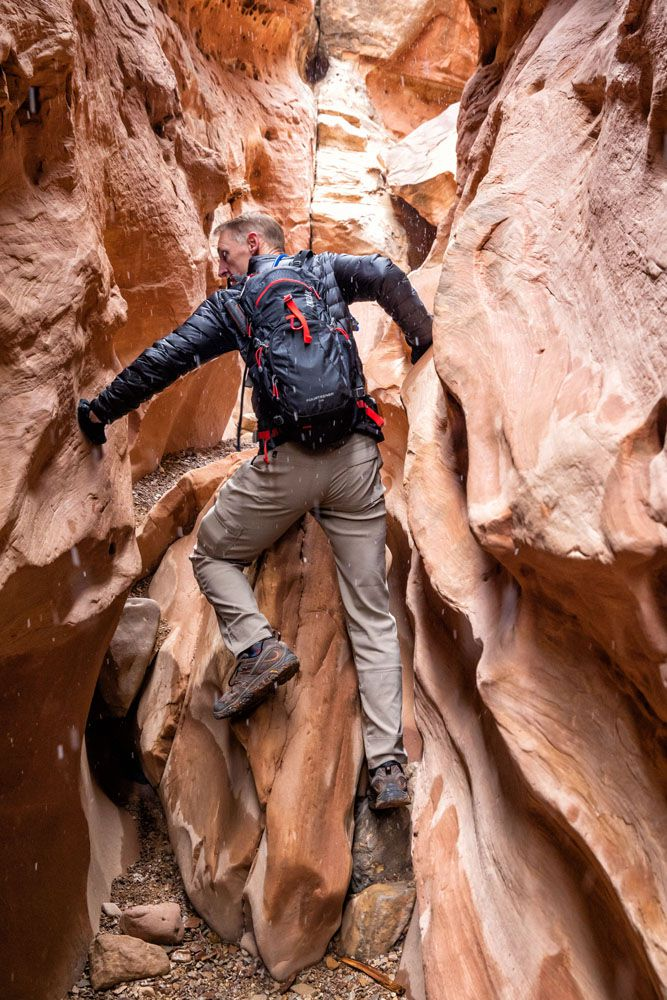 Little Wild Horse Canyon Hiking Gear