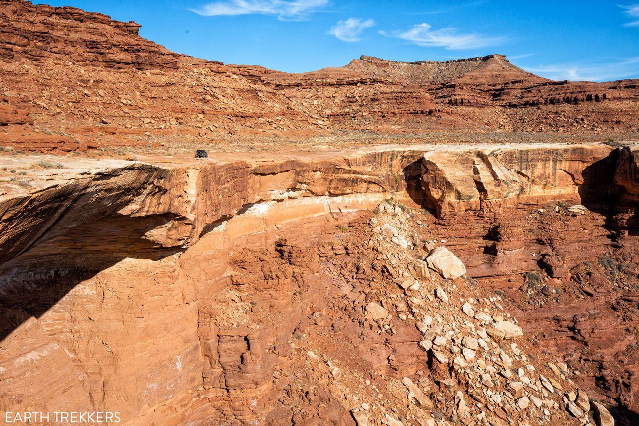 Monument Basin White Rim Road