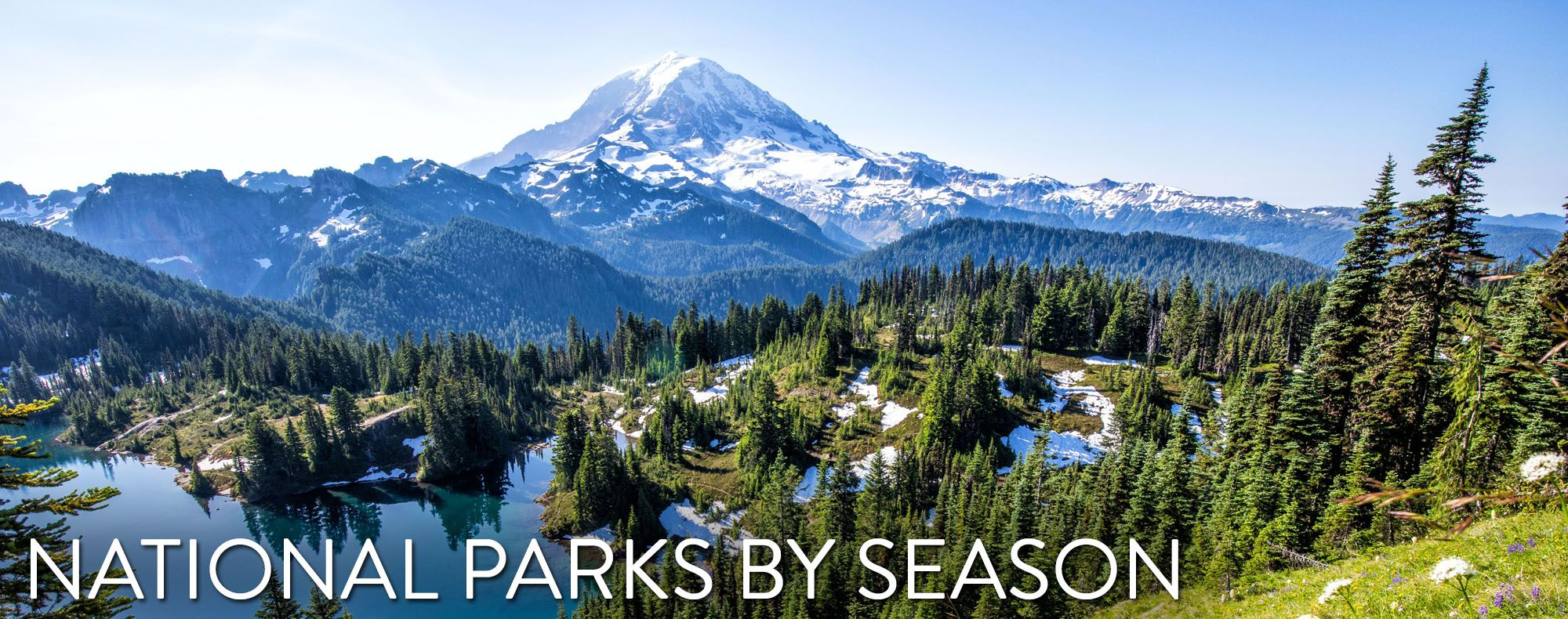 National Parks by Season