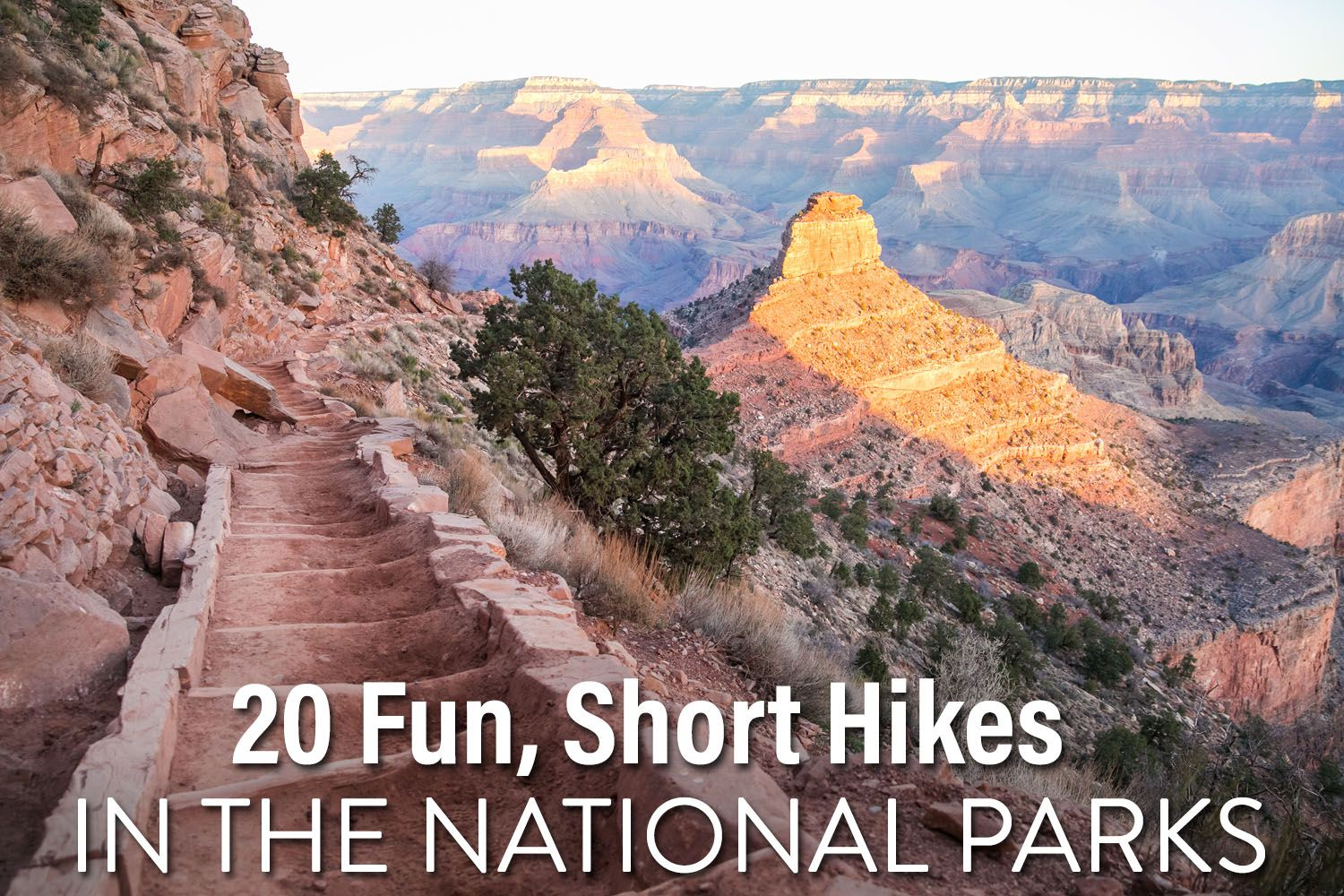 Short Hikes in National Parks