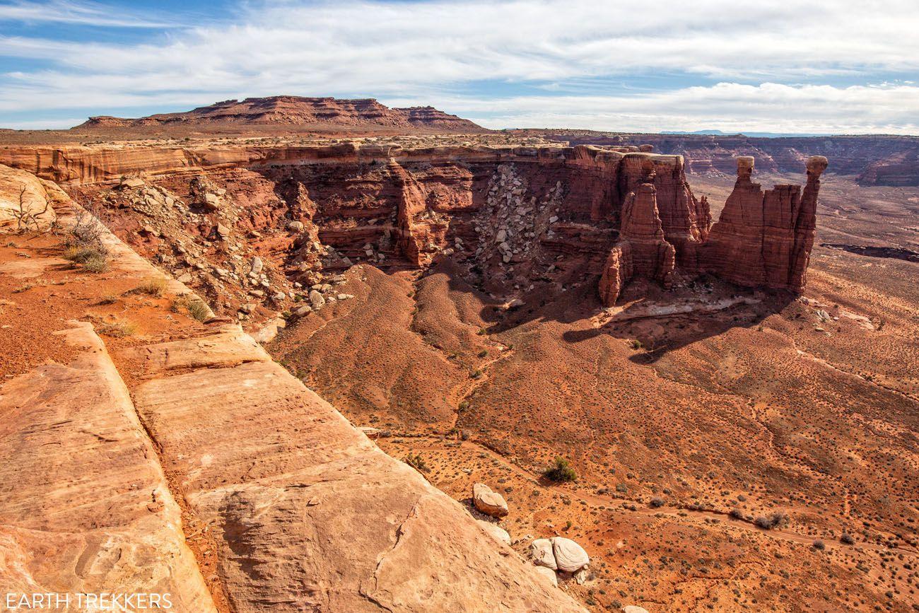 The Twins Murphy Canyon