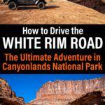 White Rim Road Canyonlands National Park