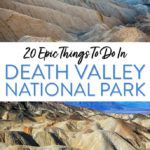 Death Valley National Park Things to Do