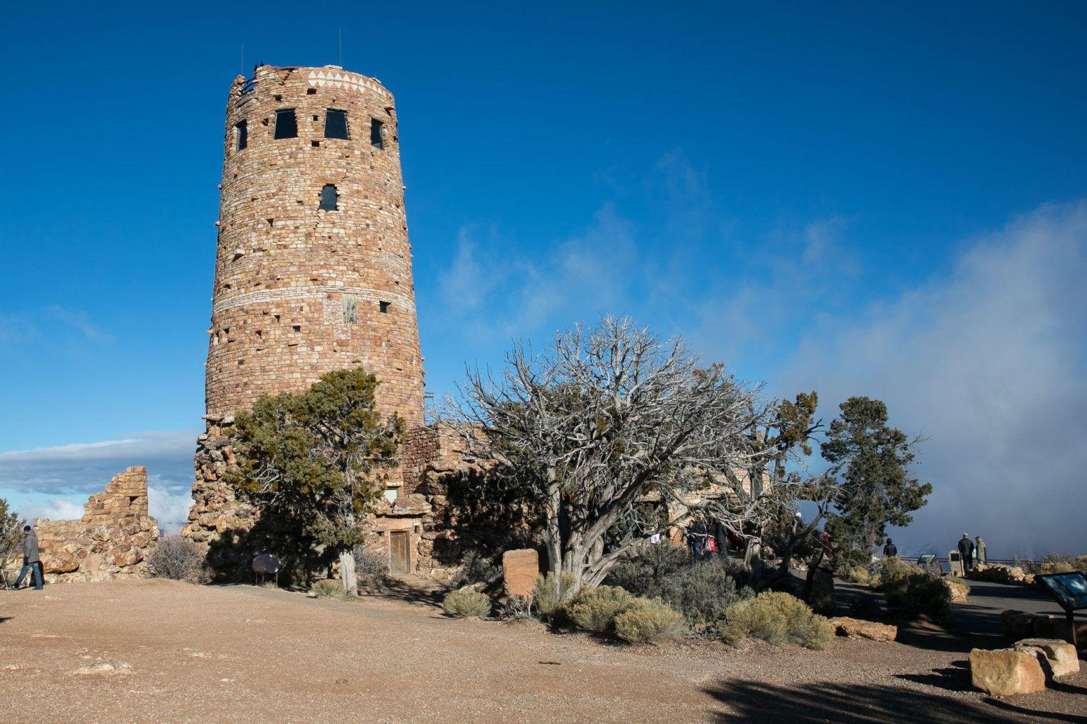 Desert Watchtower