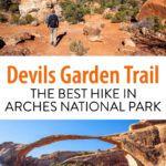 Devils Garden Trail Arches National Park