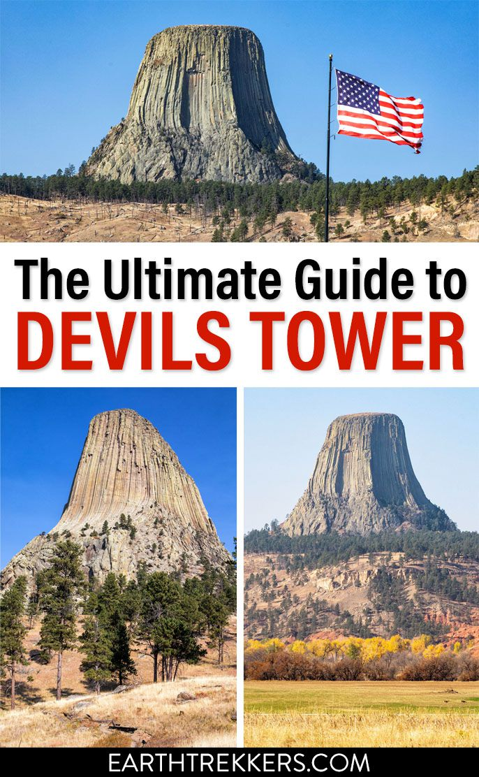 Devils Tower Ultimate Guide