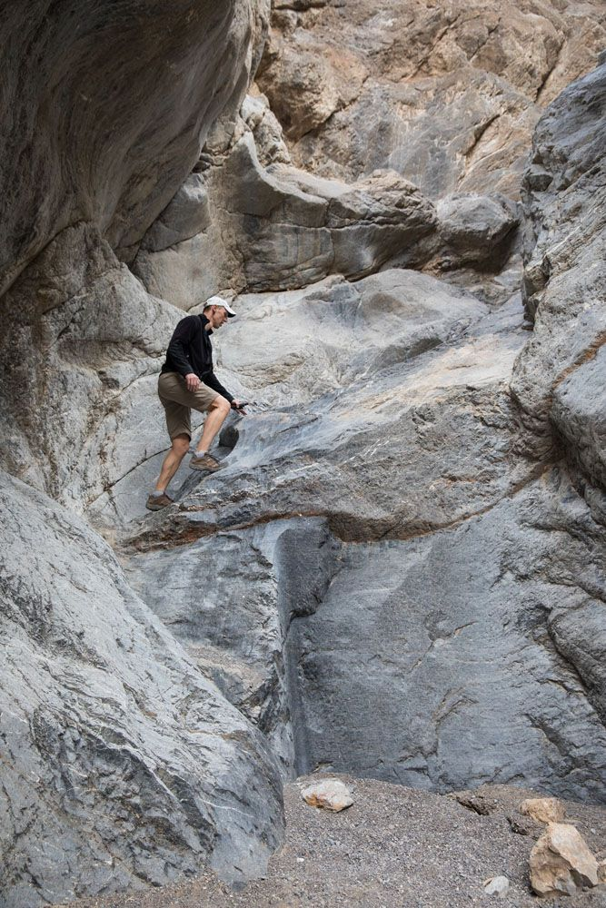 Grotto Canyon things to do in Death Valley