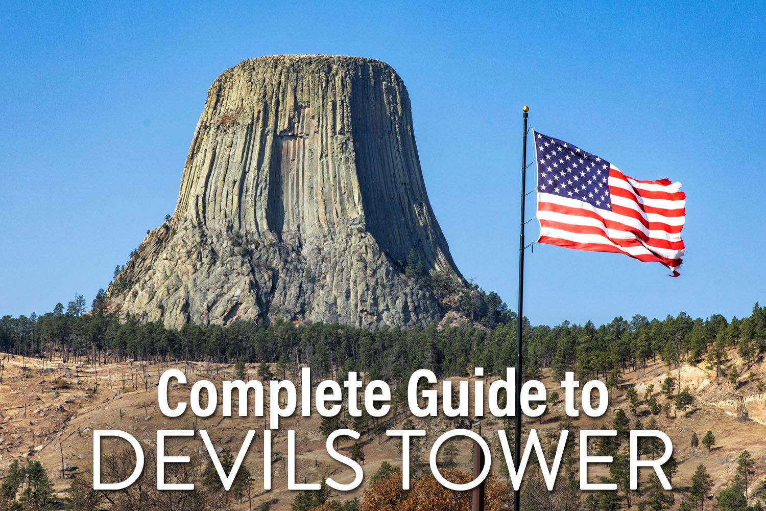 Guide to Devils Tower