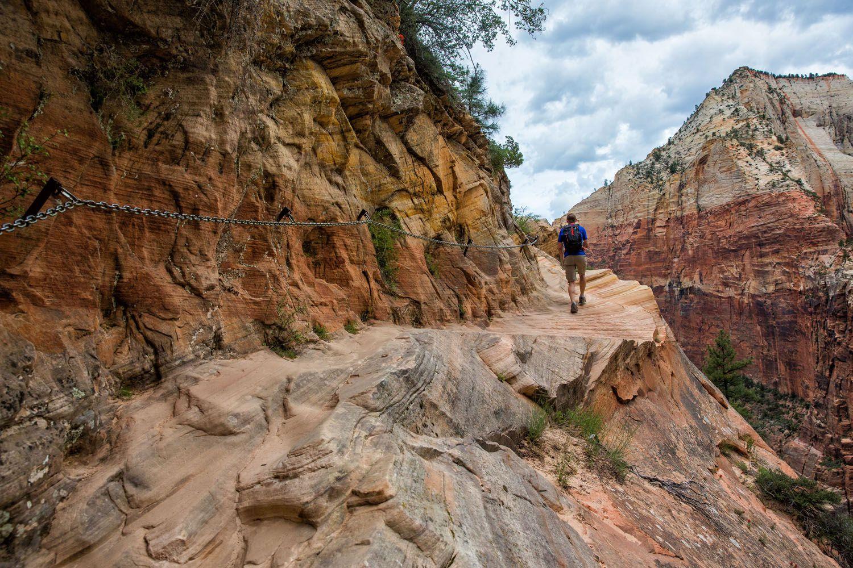 Hidden Canyon Hiking Trail