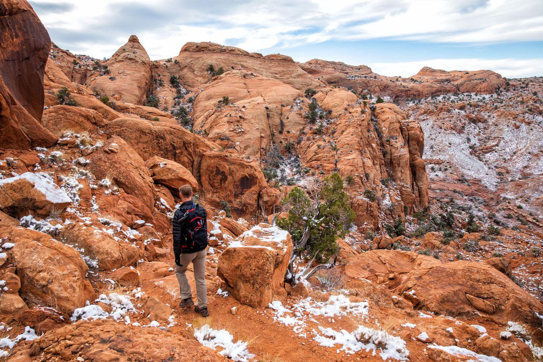 Hike Canyonlands