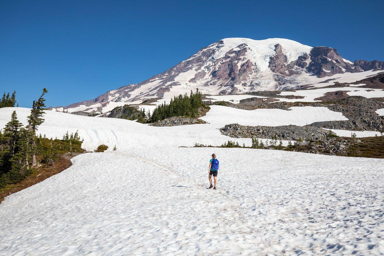 Hike Mount Rainier