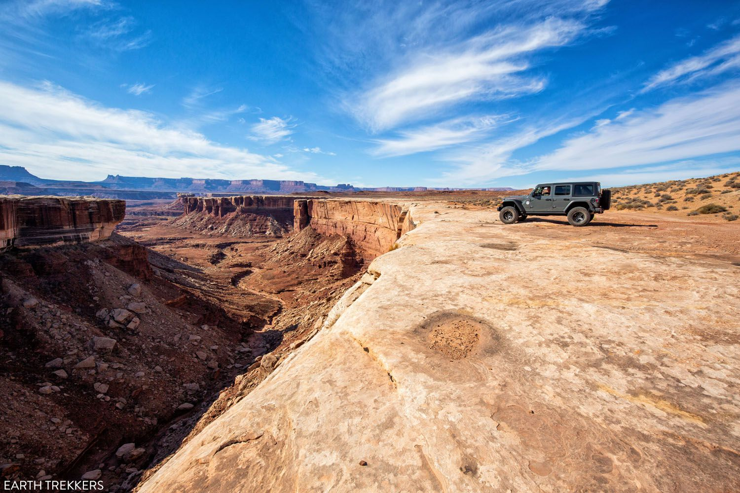 How to Drive the White Rim Road