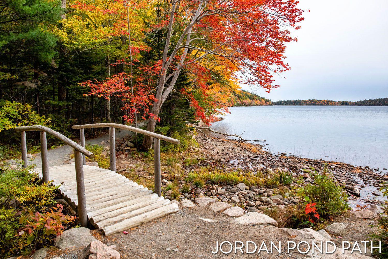 Jordan Pond Path