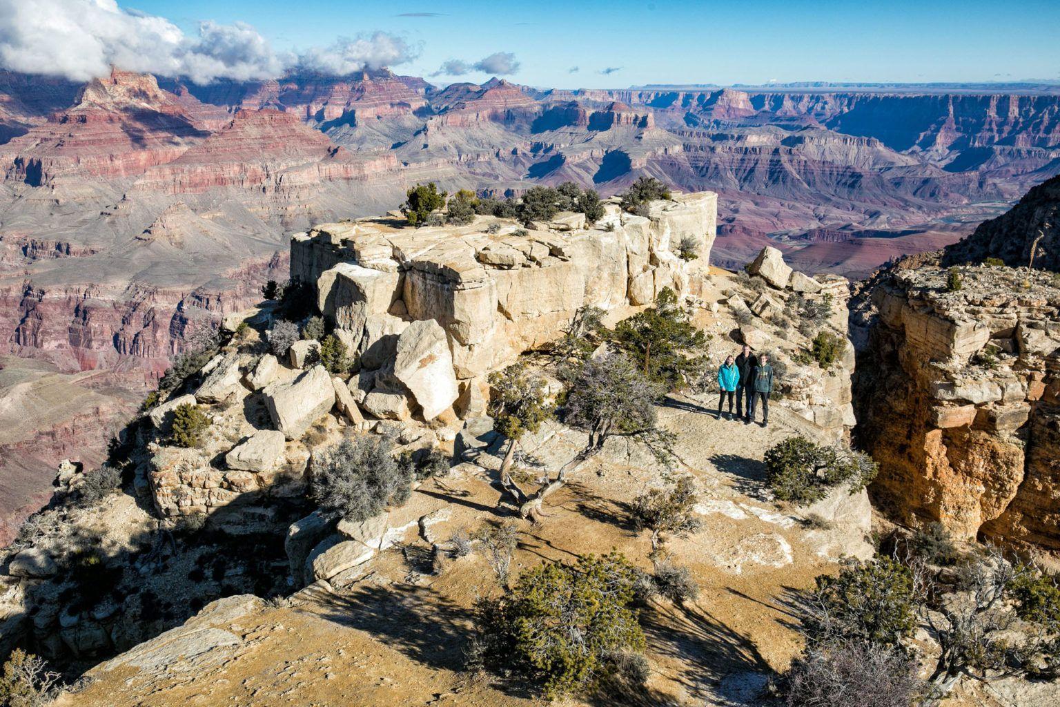 Moran Point Grand Canyon