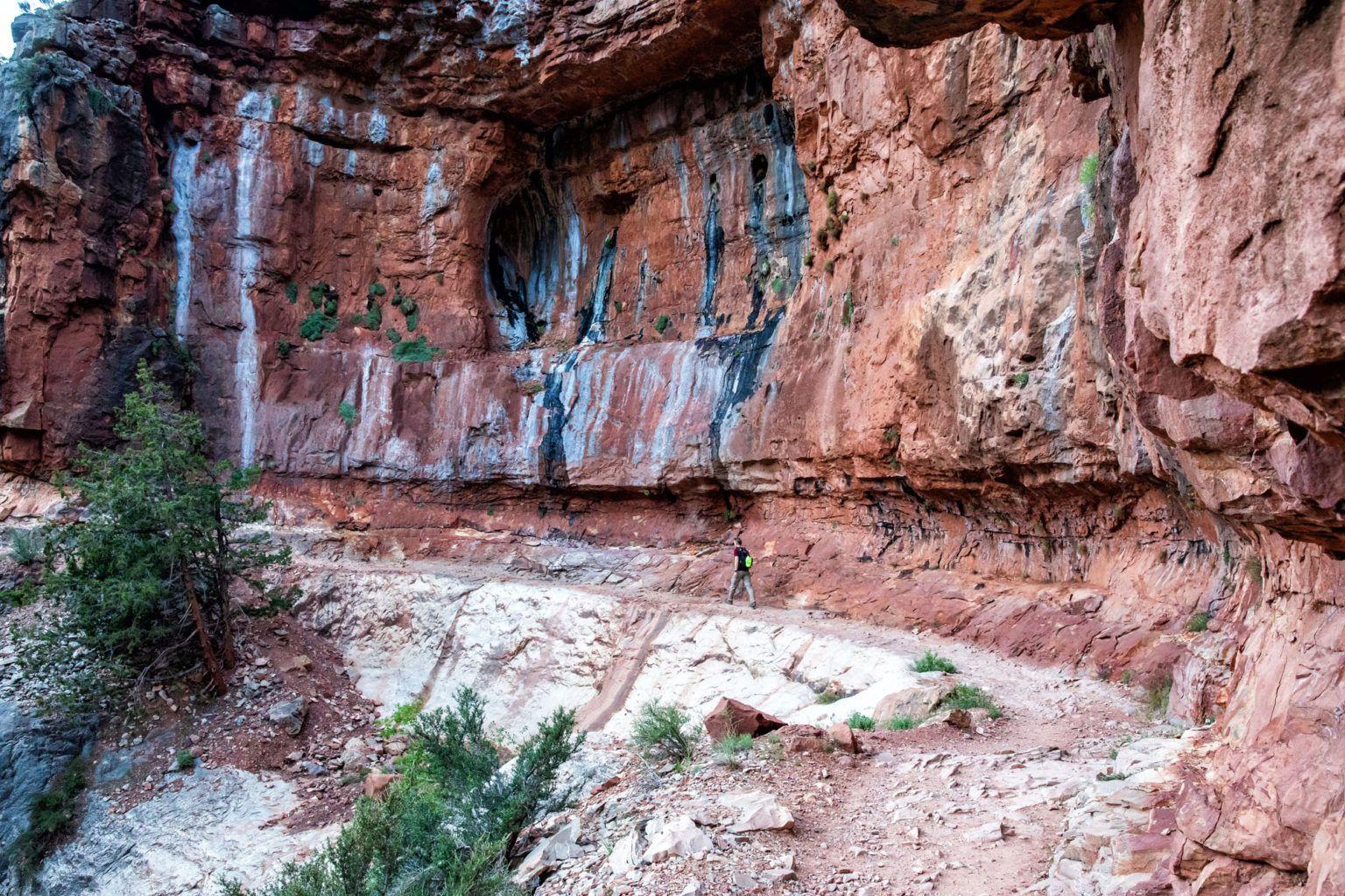 North Kaibab Trail Tim