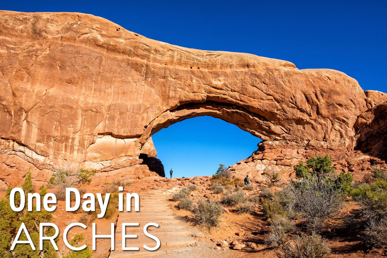 One Day in Arches