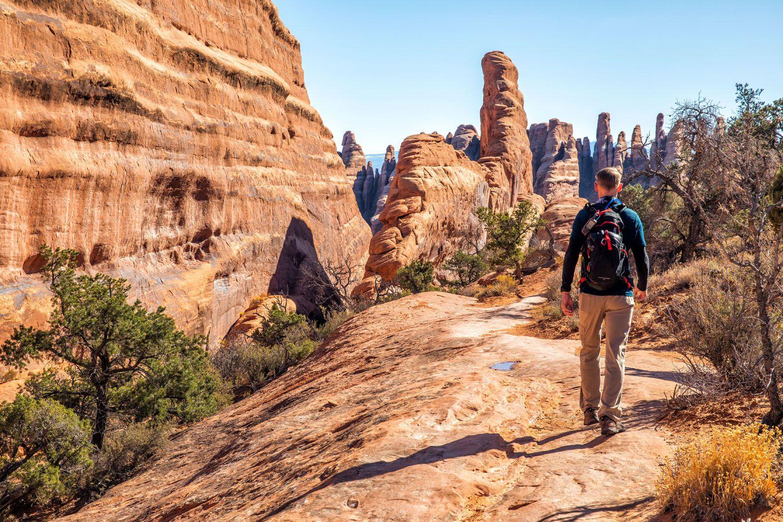 Private Arch Trail