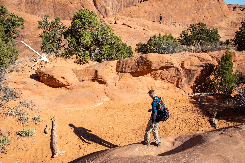 Rock Cairn Primitive Trail
