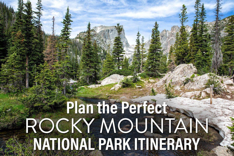 Rocky Mountain Itinerary