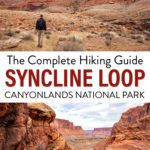 Syncline Loop Canyonlands Hike
