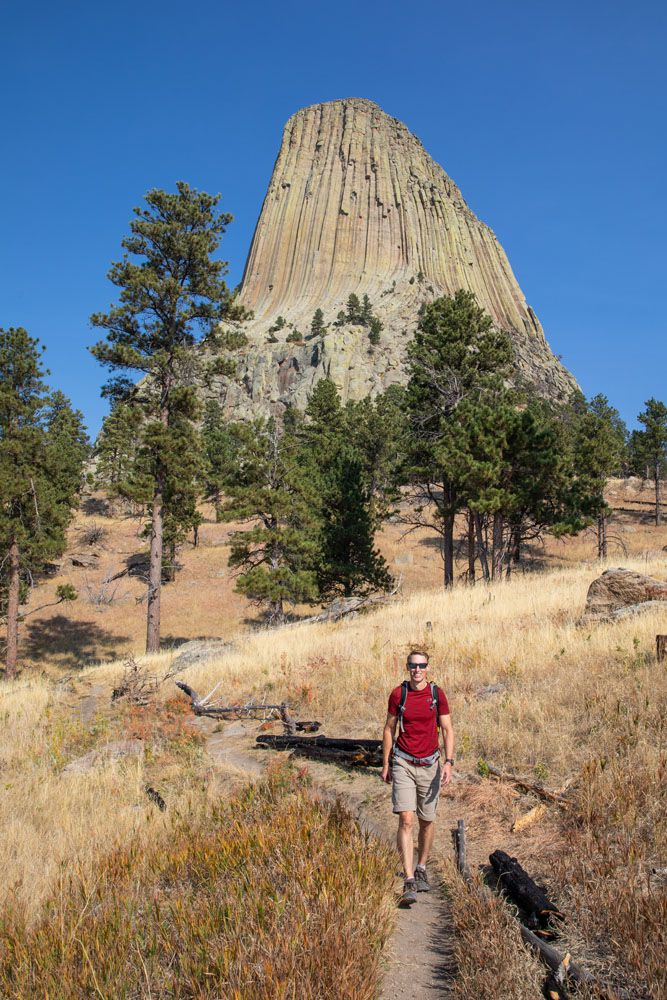 Tim Devils Tower