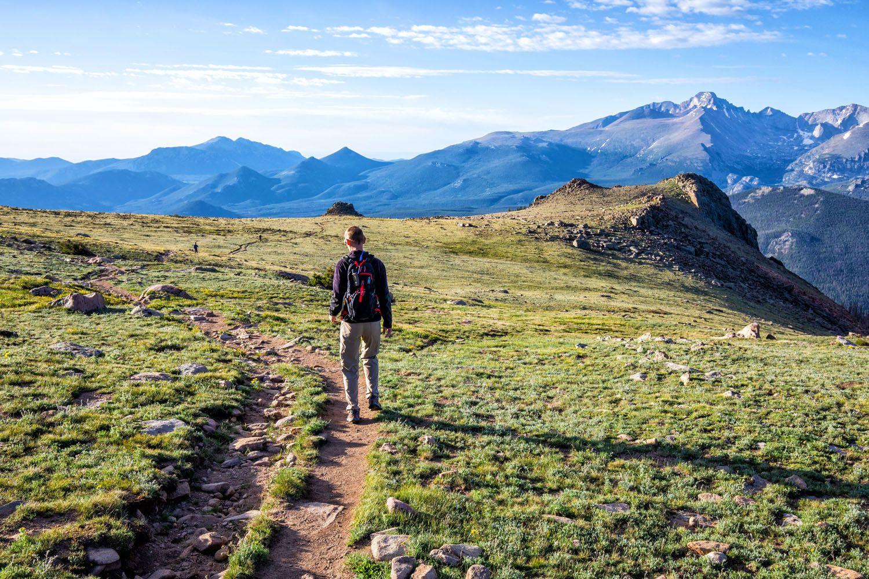 Tombstone Ridge Hike RMNP