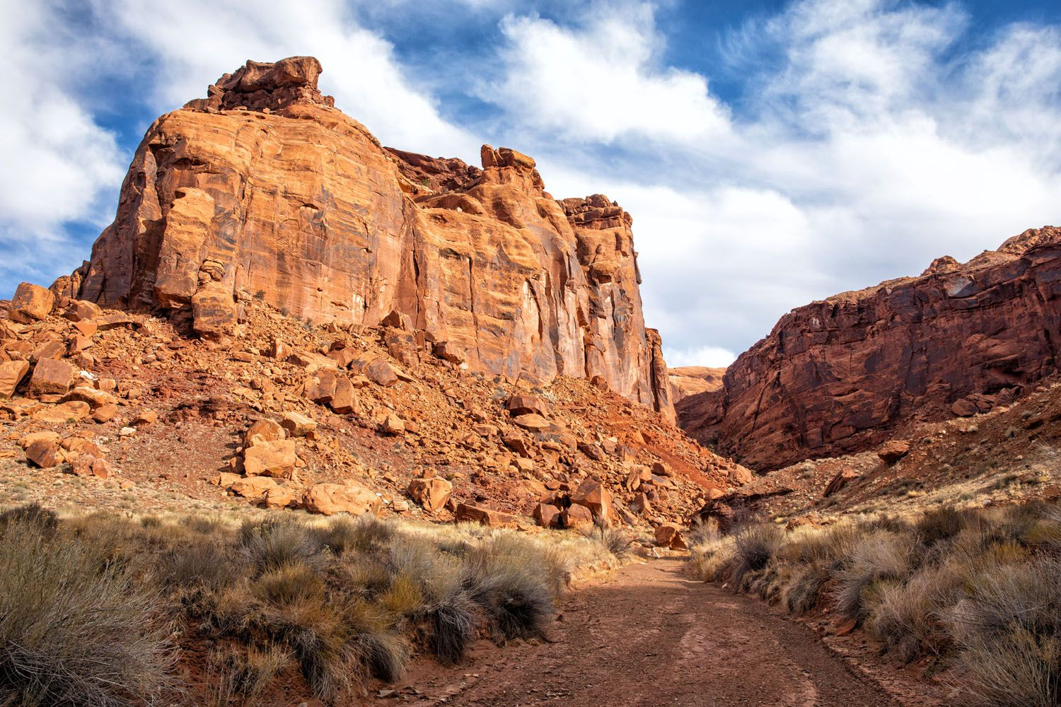 Upheaval Dome Spur Wash