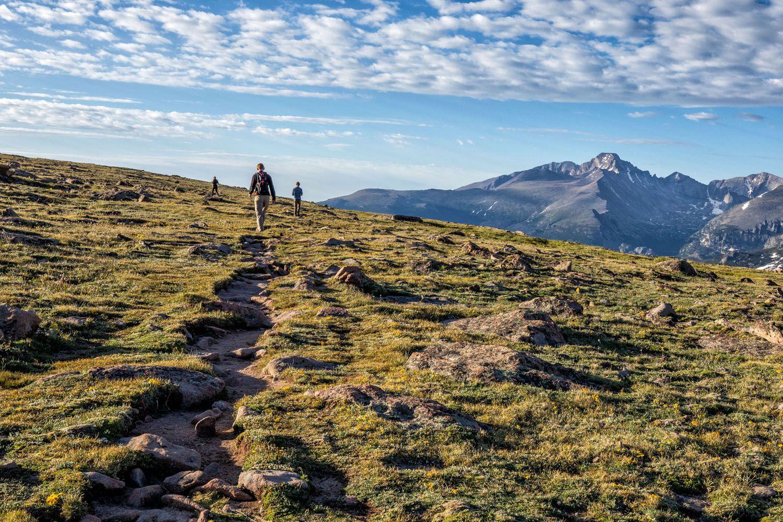 Ute Trail Longs Peak