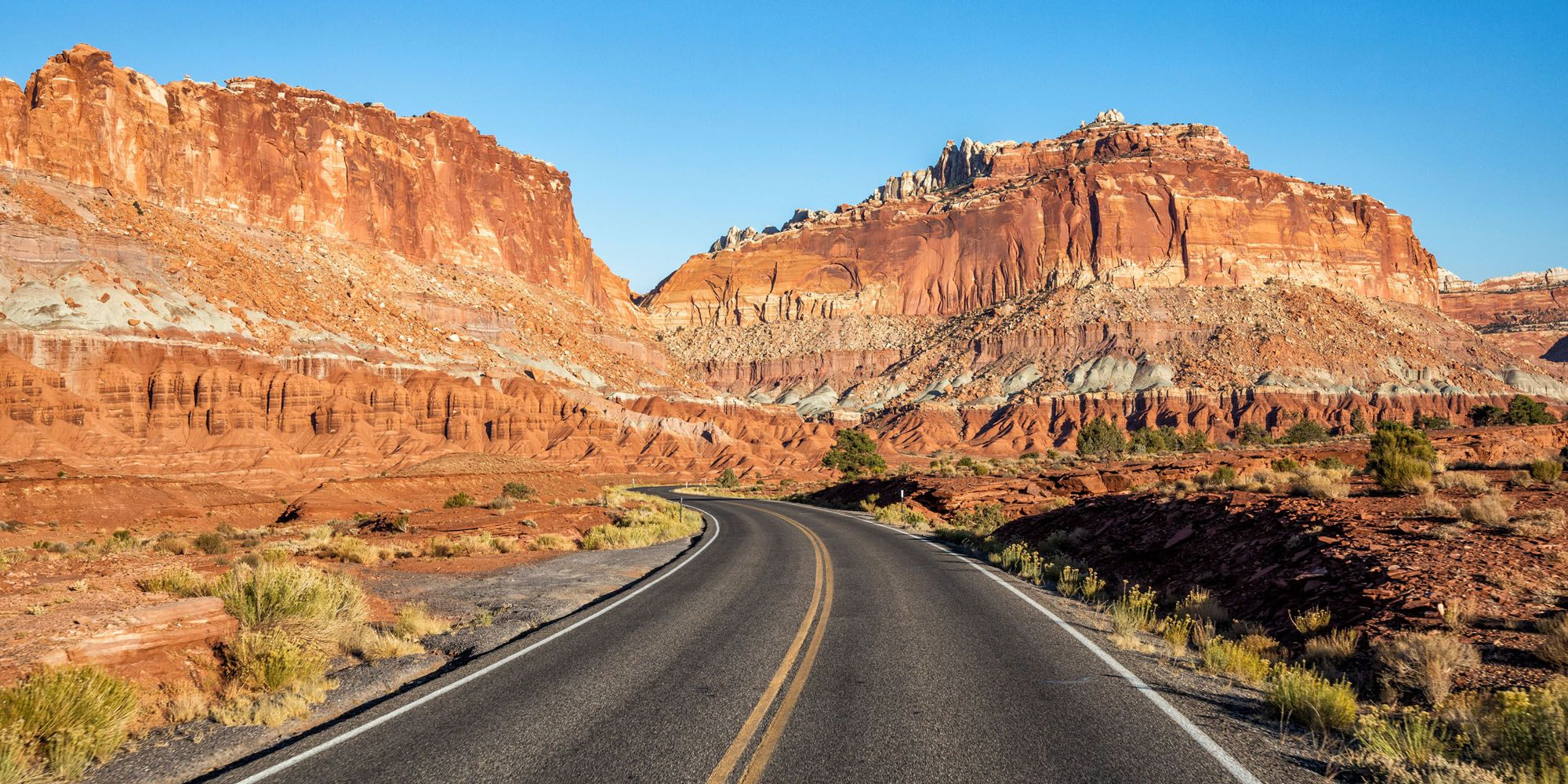 Arches Canyonlands Capitol Reef Road Trip Itinerary