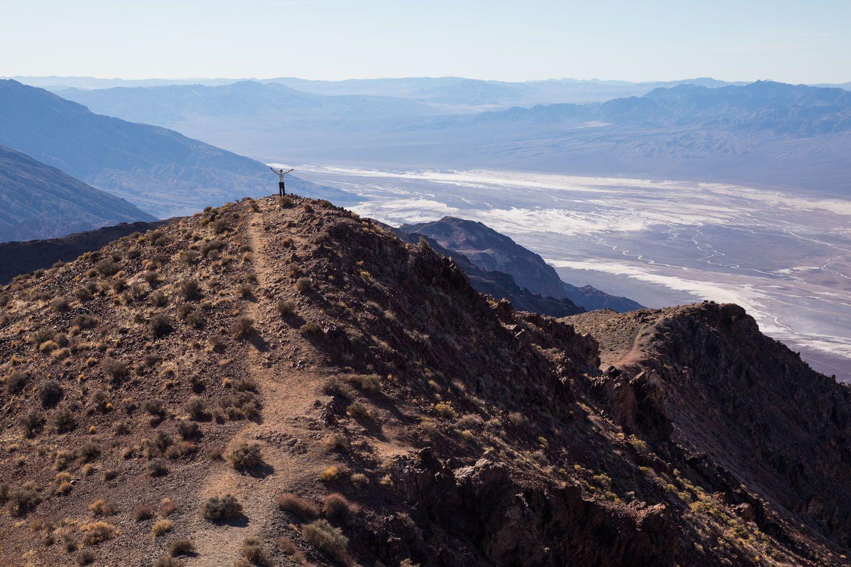 At Dantes View