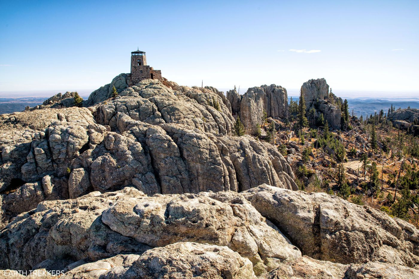 Best Hike Custer State Park