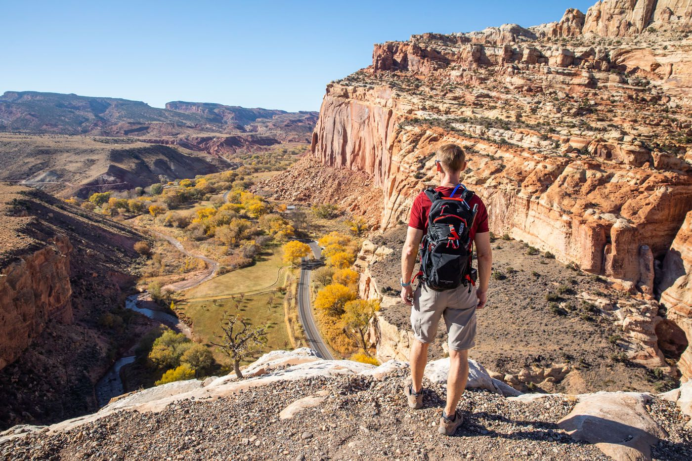 Best Hikes Capitol Reef