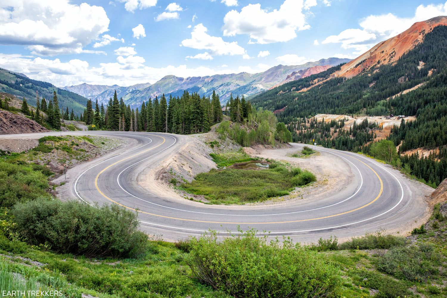 Best Scenic Drives in Colorado