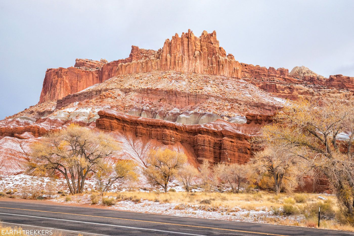 Best Time to Visit Capitol Reef