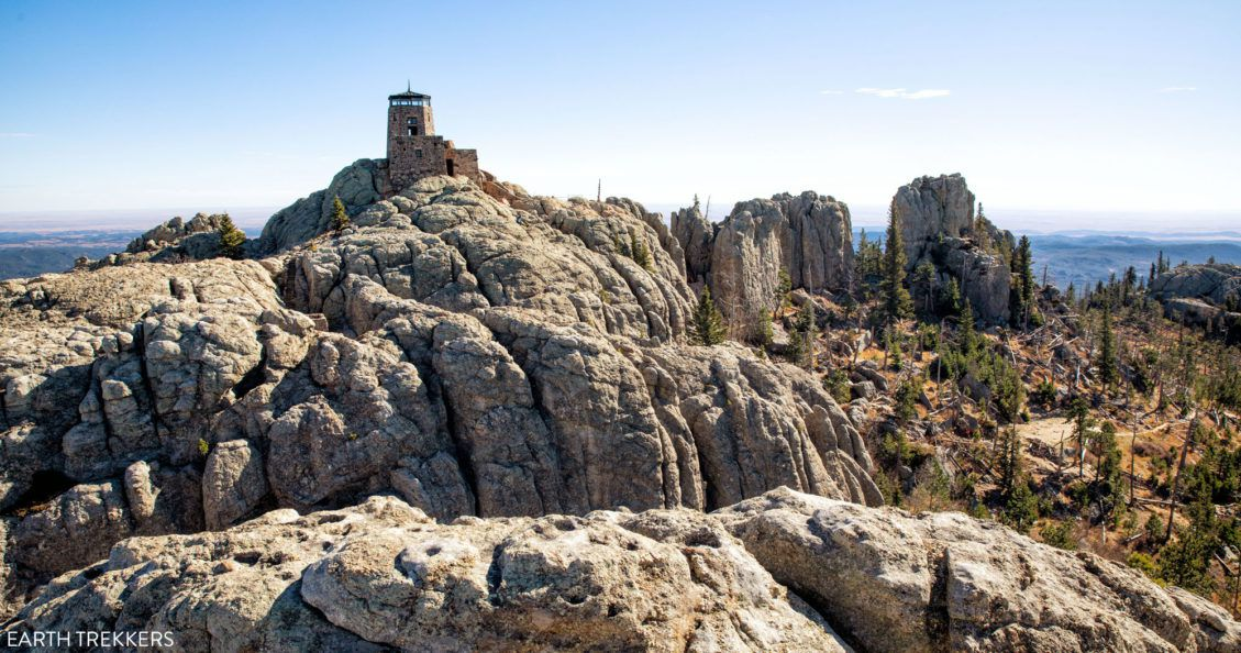 Black Elk Peak Hike