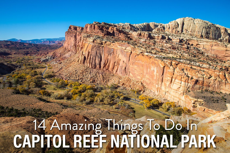 Capitol Reef