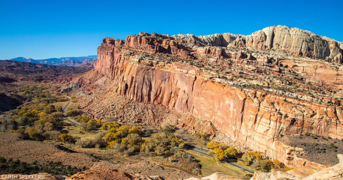 Capitol Reef Travel Guide