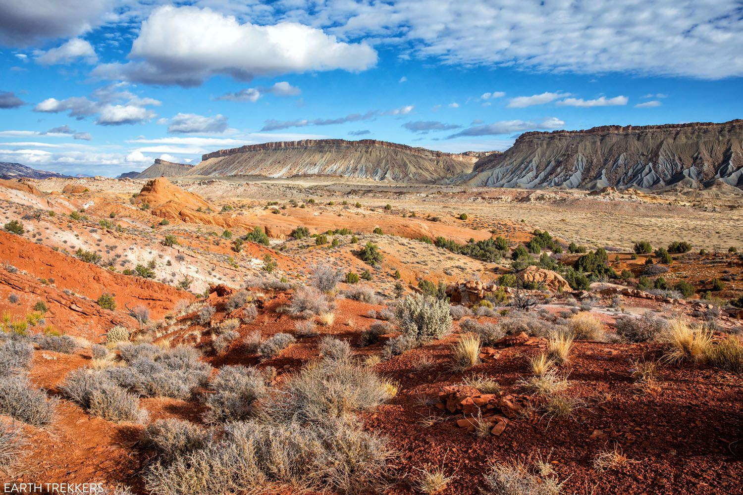 Capitol Reef Travel