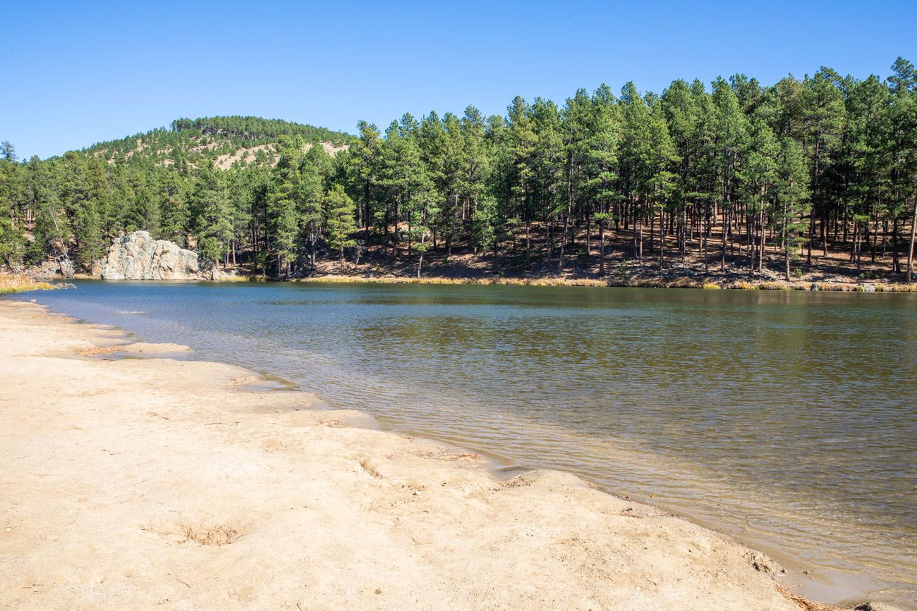 Center Lake things to do in Custer State Park