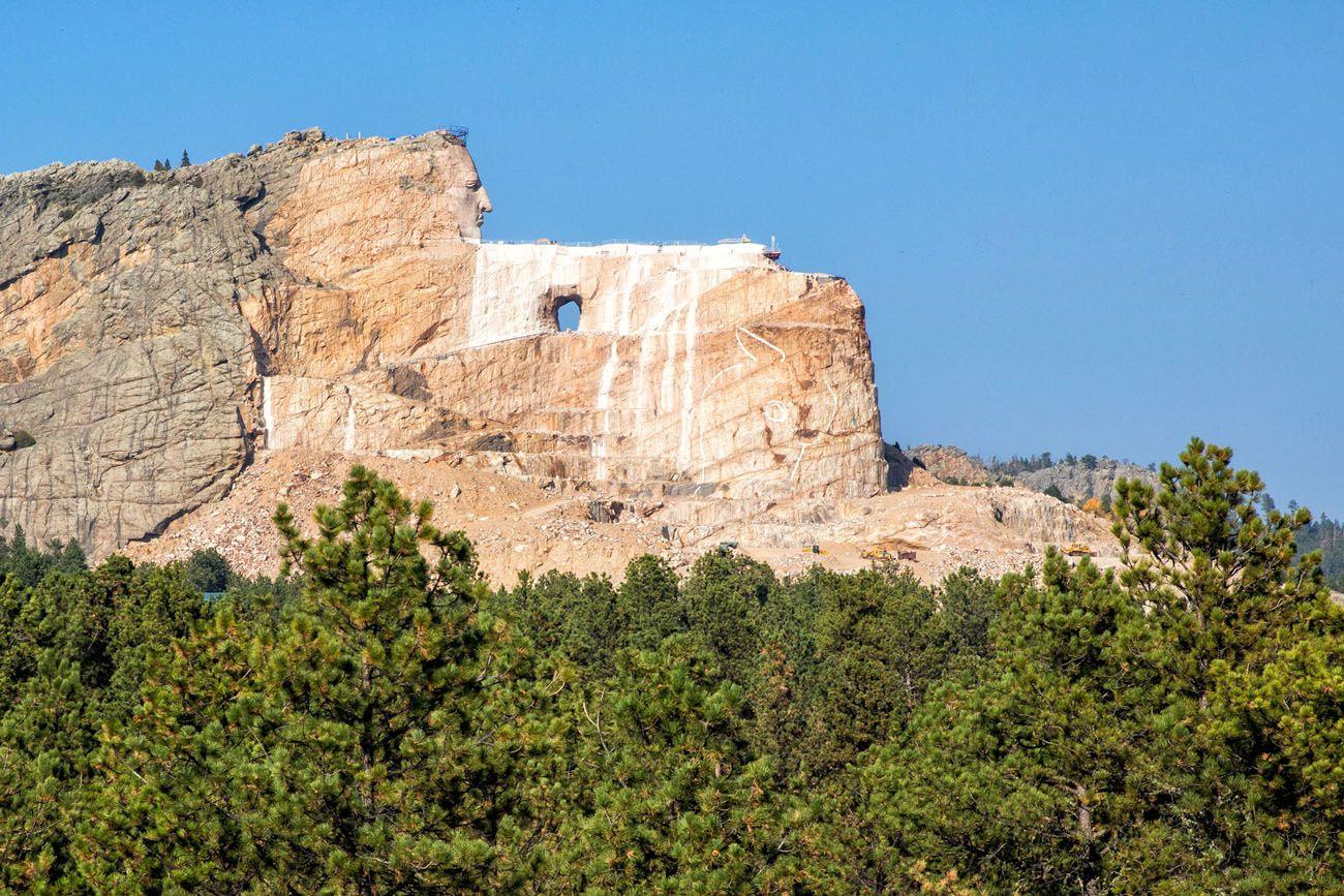 Crazy Horse Memorial 2020