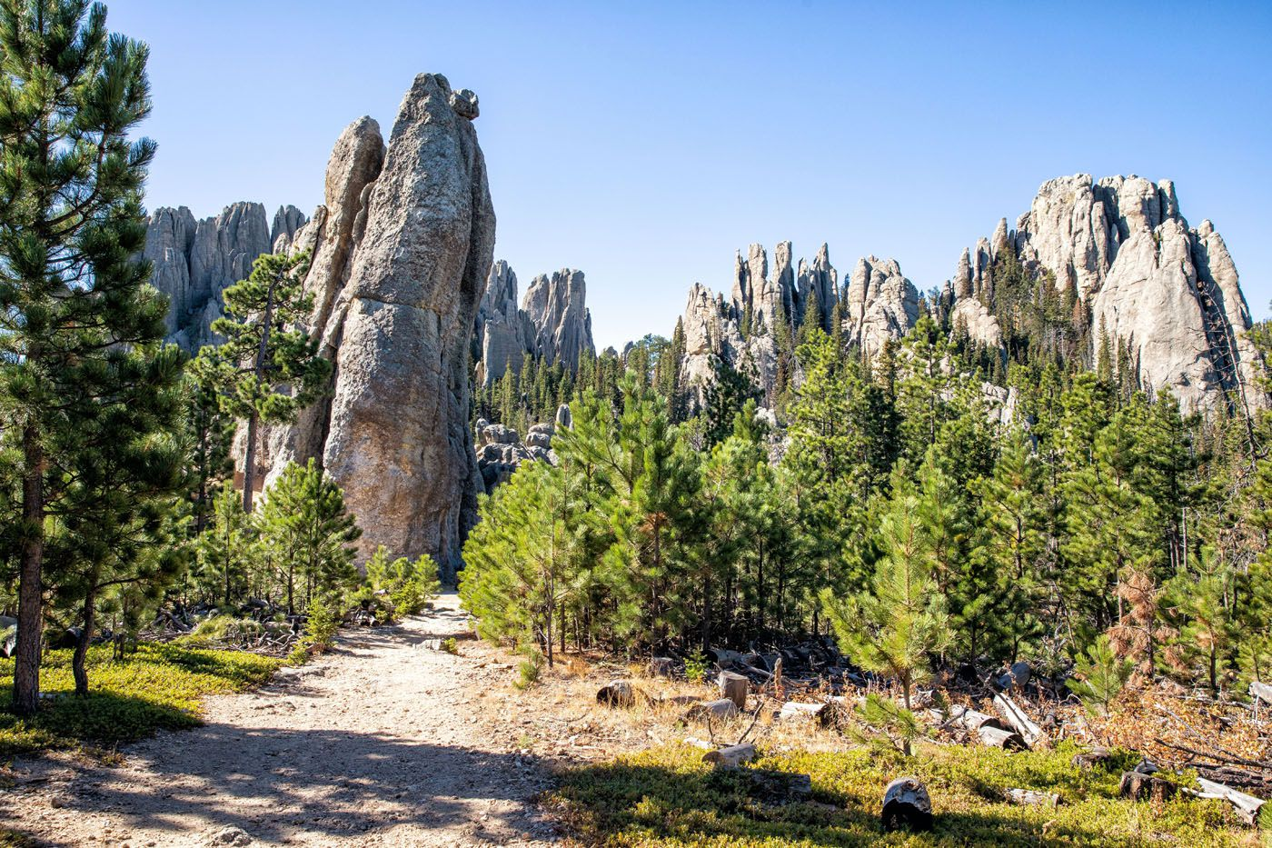 Custer State Park Hike best hike in Custer State Park