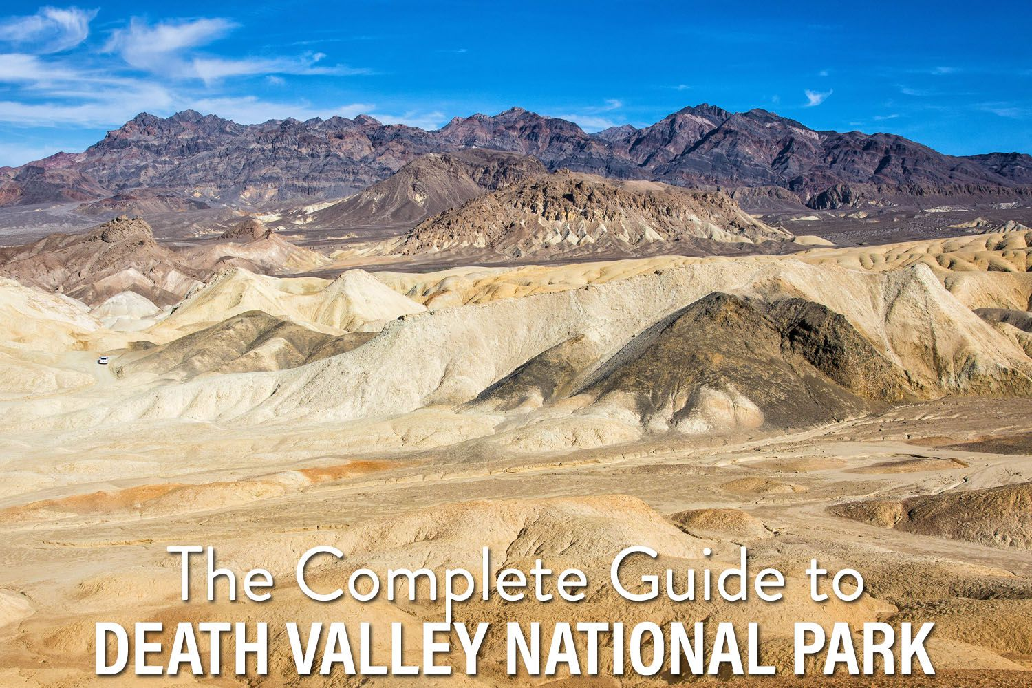 Guide to Death Valley