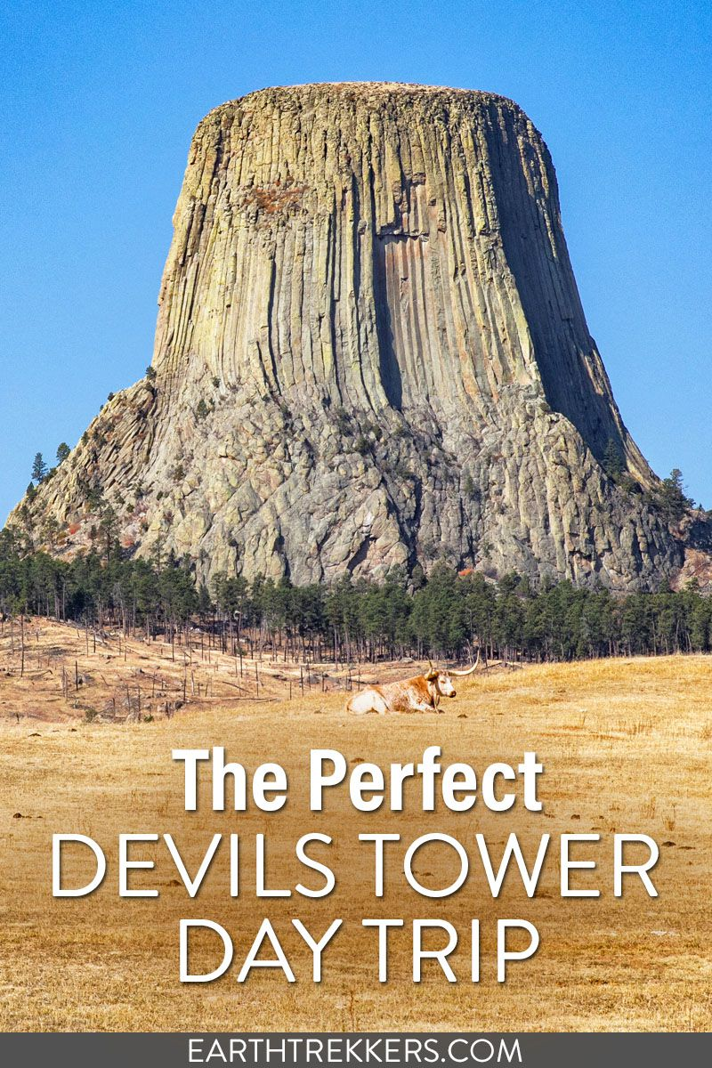 Devils Tower Day Trip How to